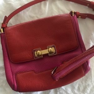 Marc by Marc Jacobs duo Leather bag